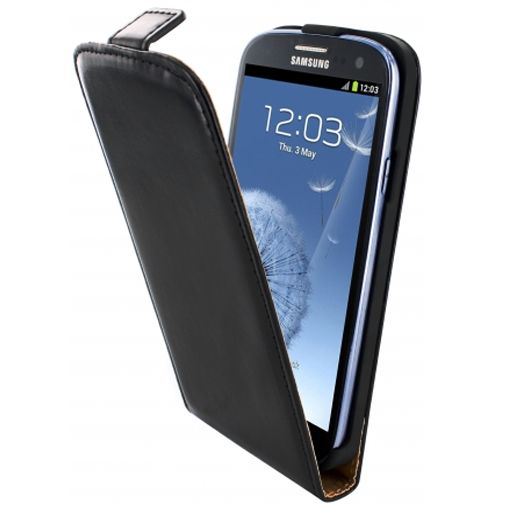 Mobiparts Classic Flip Case Samsung Galaxy S3 (Neo) Black