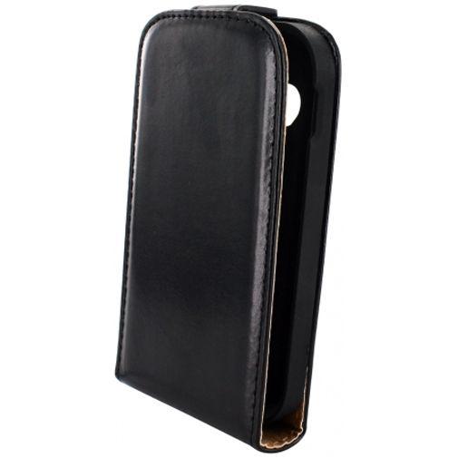 Mobiparts Classic Flip Case Samsung Galaxy Y Black