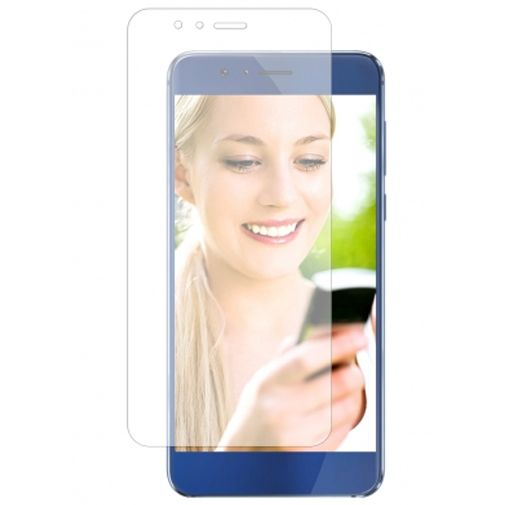 Productafbeelding van de Mobiparts Clear Screenprotector Honor 8 2-Pack