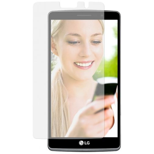 Mobiparts Clear Screenprotector LG G4 Stylus 2-Pack