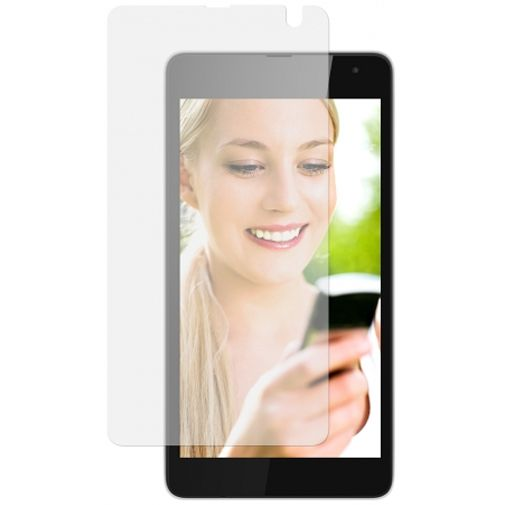 Productafbeelding van de Mobiparts Clear Screenprotector Microsoft Lumia 535 2-Pack