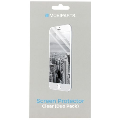 Mobiparts Clear Screenprotector Motorola Moto G4 2-Pack
