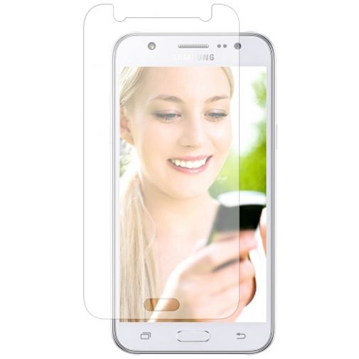 Productafbeelding van de Mobiparts Clear Screenprotector Samsung Galaxy J5 2-Pack