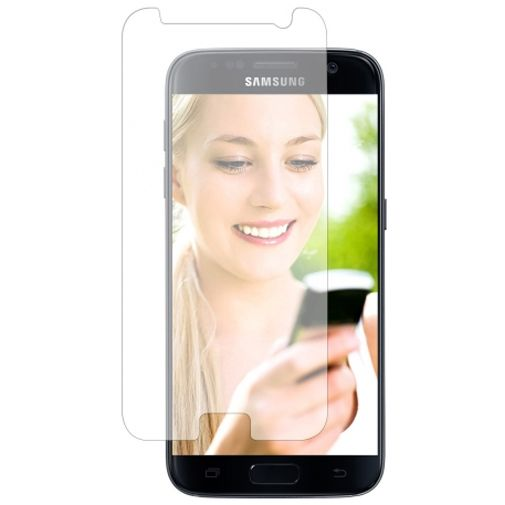 Mobiparts Clear Screenprotector Samsung Galaxy S7 2-Pack