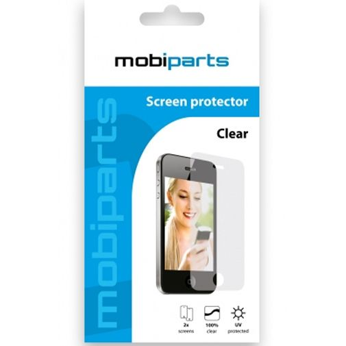 Mobiparts Clear Screenprotector Sony Xperia M4 Aqua 2-Pack