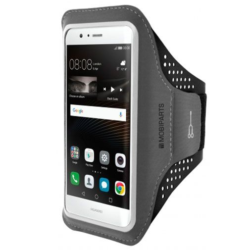 Mobiparts Comfort Fit Sport Armband Black Huawei P9 Lite
