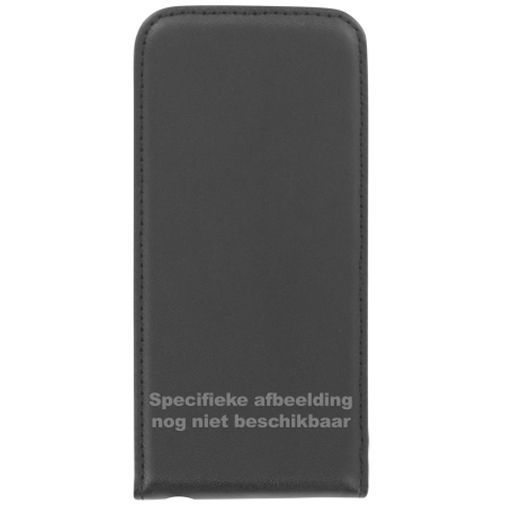 Mobiparts Essential Flip Case Black Samsung Galaxy Xcover 4