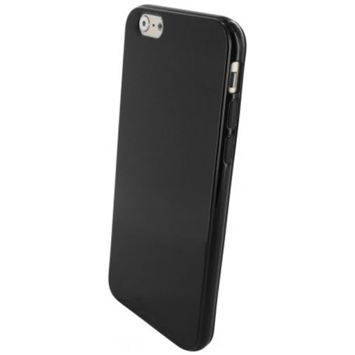 Mobiparts Essential TPU Case Black Apple iPhone 6/6S