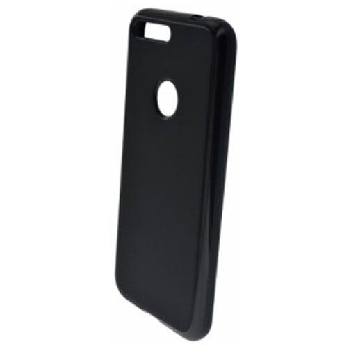 Productafbeelding van de Mobiparts Essential TPU Case Black Google Pixel XL