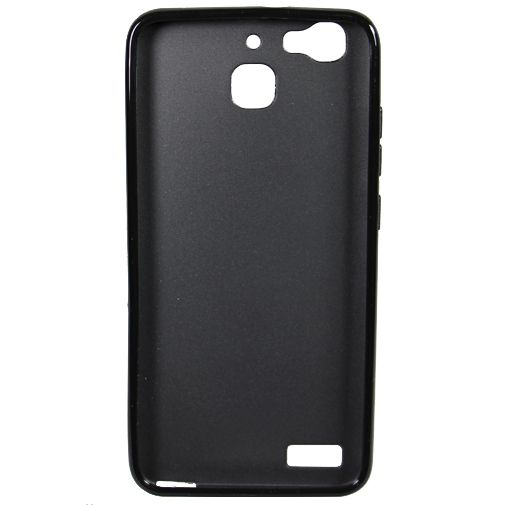 Mobiparts Essential TPU Case Black Huawei P8 Lite Smart (GR3)