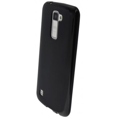 Mobiparts Essential TPU Case Black LG K10