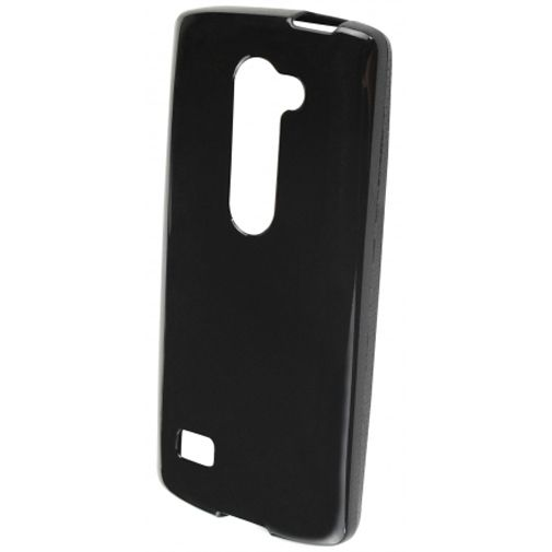 Mobiparts Essential TPU Case Black LG Leon