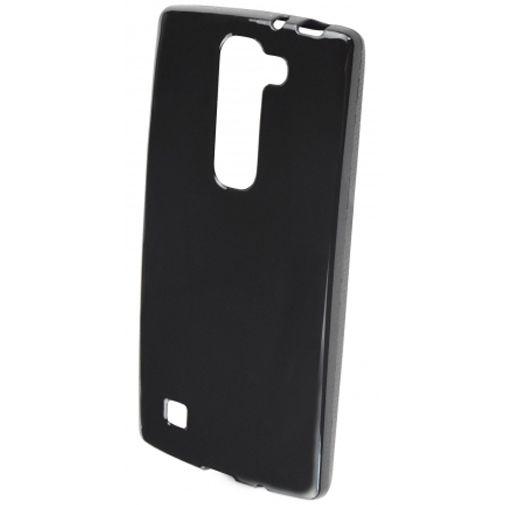 Mobiparts Essential TPU Case Black LG Magna