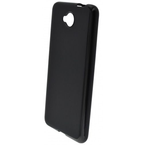 Mobiparts Essential TPU Case Black Microsoft Lumia 650
