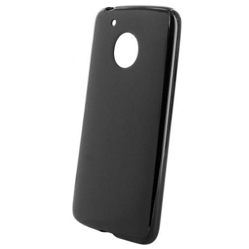 Mobiparts Essential TPU Case Black Motorola Moto G5