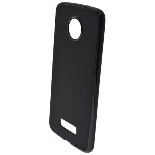 Mobiparts Essential TPU Case Black Motorola Moto Z