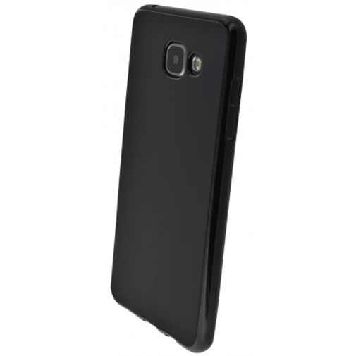 Mobiparts Essential TPU Case Black Samsung Galaxy A5 (2016)