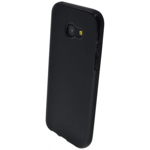 Mobiparts Essential TPU Case Black Samsung Galaxy A5 (2017)
