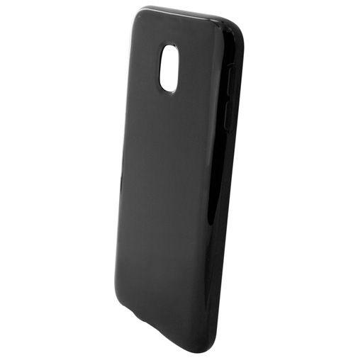 Mobiparts Essential TPU Case Black Samsung Galaxy J3 (2017)