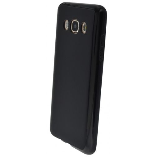Mobiparts Essential TPU Case Black Samsung Galaxy J5 (2016)