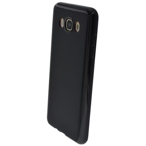Mobiparts Essential TPU Case Black Samsung Galaxy J7 (2016)
