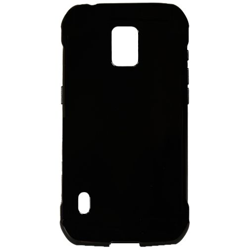 Mobiparts Essential TPU Case Black Samsung Galaxy S5 Active