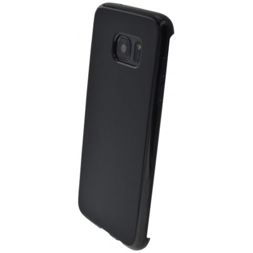 Mobiparts Essential TPU Case Black Samsung Galaxy S7 Edge