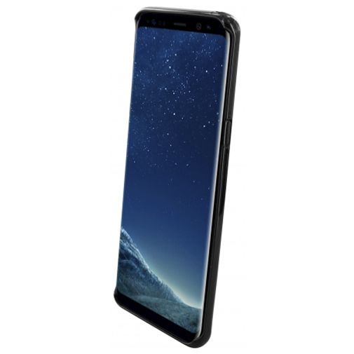 Mobiparts Essential TPU Case Black Samsung Galaxy S8+