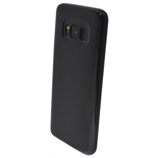 Mobiparts Essential TPU Case Black Samsung Galaxy S8