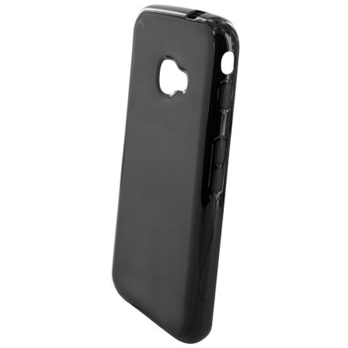 Mobiparts Essential TPU Case Black Samsung Galaxy Xcover 4