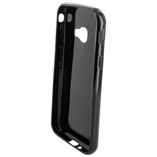 Mobiparts Essential TPU Case Black Samsung Galaxy Xcover 4