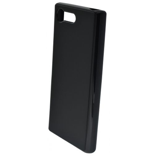 Mobiparts Essential TPU Case Black Sony Xperia X Compact