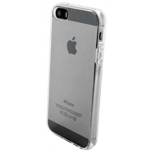 Mobiparts Essential TPU Case Transparant Apple iPhone 5/5S/SE