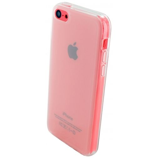Mobiparts Essential TPU Case Transparant Apple iPhone 5C