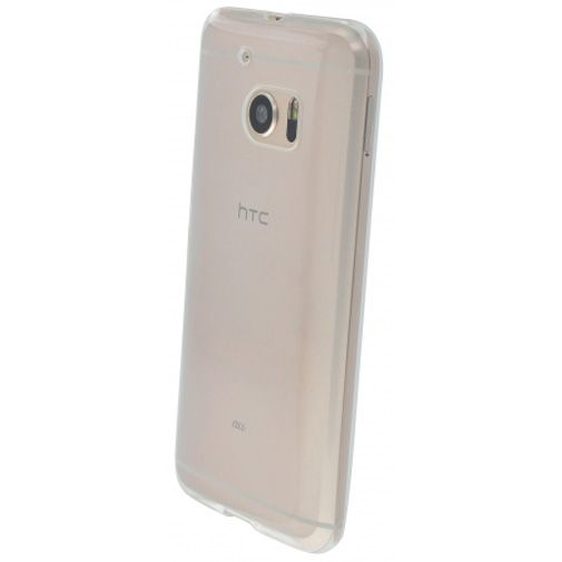 Mobiparts Essential TPU Case Transparent HTC 10 (Lifestyle)
