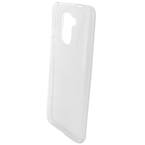 Mobiparts Essential TPU Case Transparent Huawei Y7