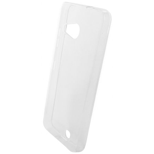 Mobiparts Essential TPU Case Transparent Microsoft Lumia 550