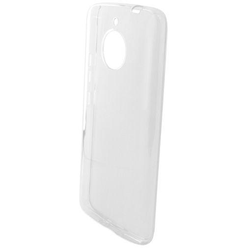 Mobiparts Essential TPU Case Transparent Motorola Moto E4 Plus