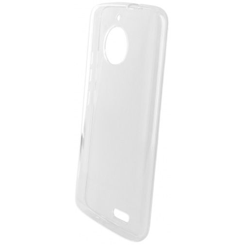 Mobiparts Essential TPU Case Transparent Motorola Moto E4