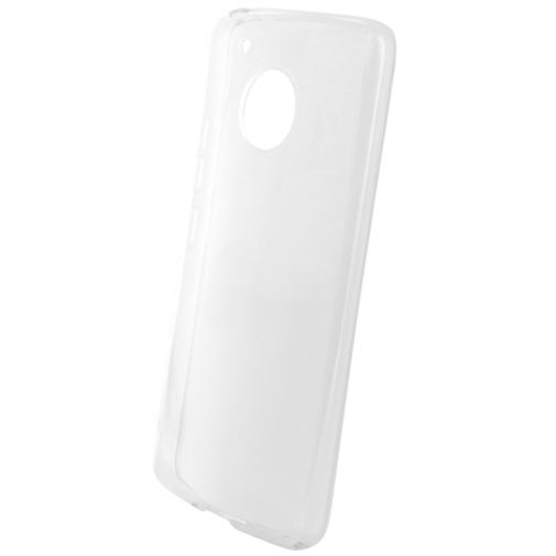 Mobiparts Essential TPU Case Transparent Motorola Moto G5