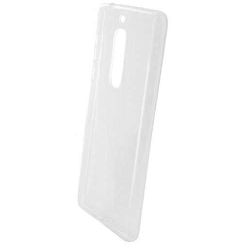 Mobiparts Essential TPU Case Transparent Nokia 5