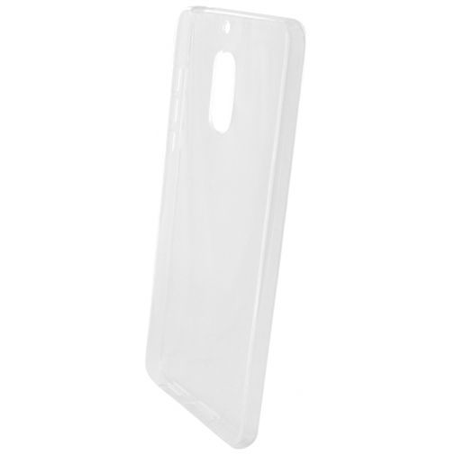 Mobiparts Essential TPU Case Transparent Nokia 6