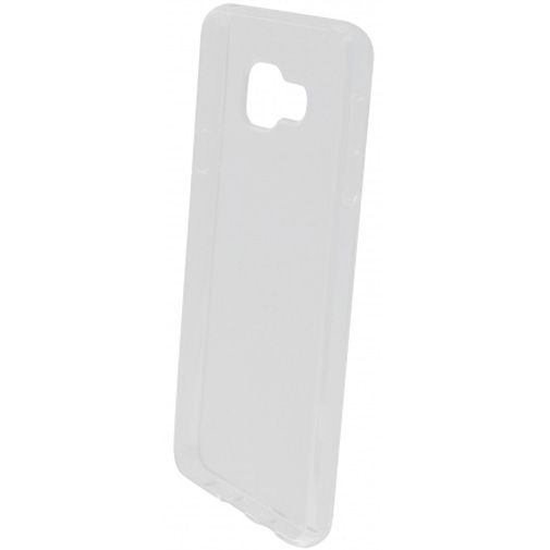Mobiparts Essential TPU Case Transparent Samsung Galaxy A3 (2016)