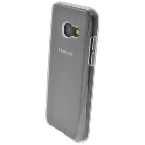 Mobiparts Essential TPU Case Transparent Samsung Galaxy A3 (2017)