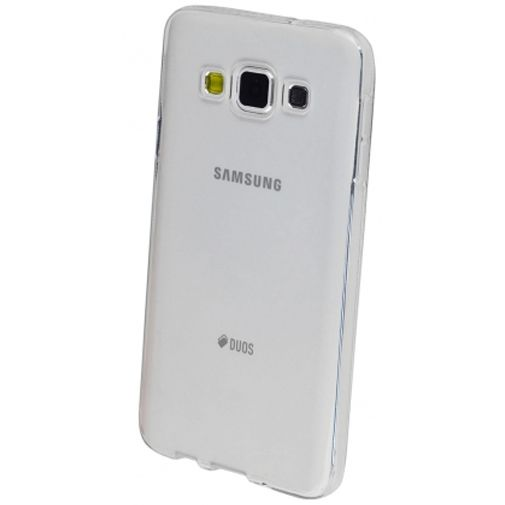 Mobiparts Essential TPU Case Transparent Samsung Galaxy A3