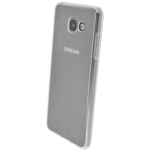 Mobiparts Essential TPU Case Transparent Samsung Galaxy A5 (2016)