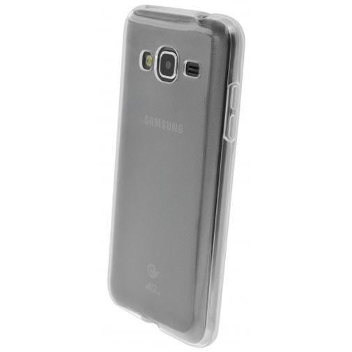Mobiparts Essential TPU Case Transparent Samsung Galaxy J3 (2016)