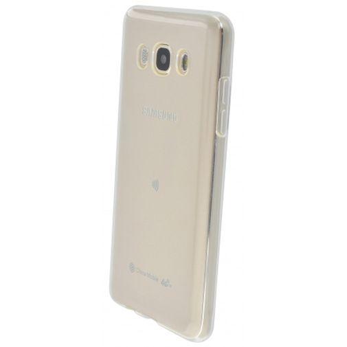 Mobiparts Essential TPU Case Transparent Samsung Galaxy J5 (2016)