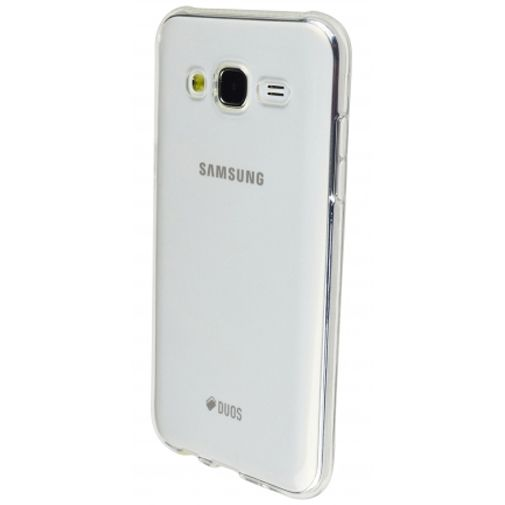 Mobiparts Essential TPU Case Transparent Samsung Galaxy J5