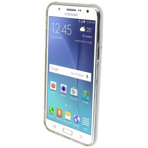 Mobiparts Essential TPU Case Transparent Samsung Galaxy J5